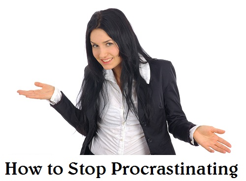 Business Inspiration | Stop Procrastinating
