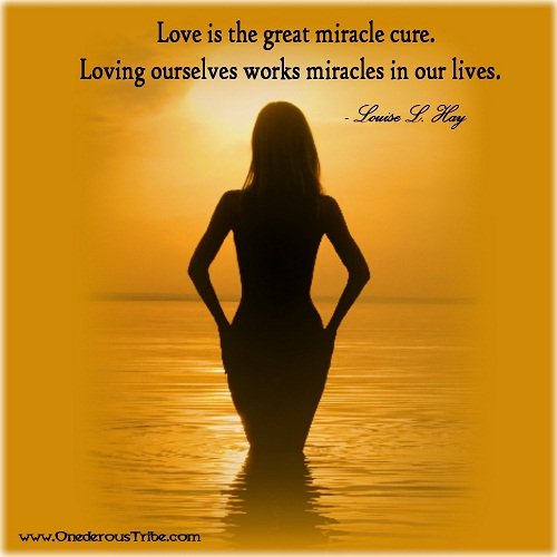 Inspirational Quotes and Sayings | Love is the Great Miracle Cure 500