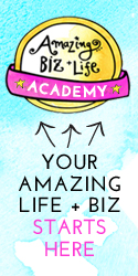 Divine Inspiration Amazing Life and Biz Academy-125x250