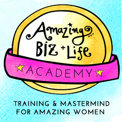 Training and Mastermind for Amazing Women Business Inspiration Academy-250x250