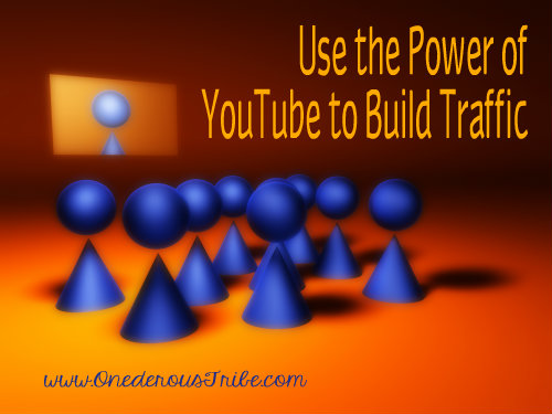 Use YouTube to Build Traffic Business Inspiratio