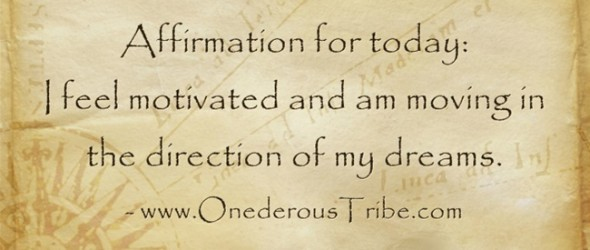 Move in the Direction of your Dreams divine inspiration