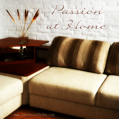 Passion at Home Inspired Action