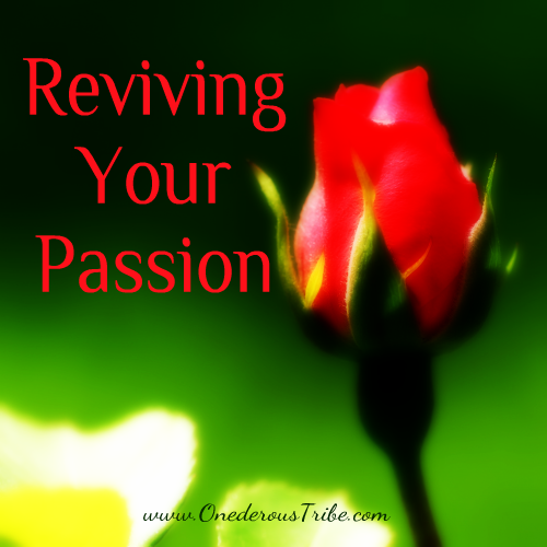 Reviving Your Passion Inspired Action