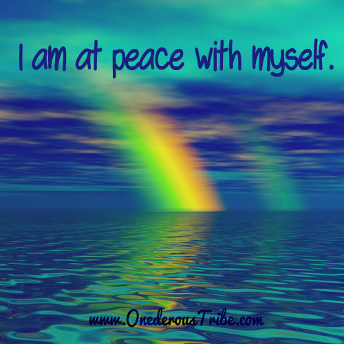 I am at Peace Divine Inspiration