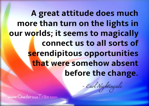 A Great Attitude Inspirational Quotes And Sayings