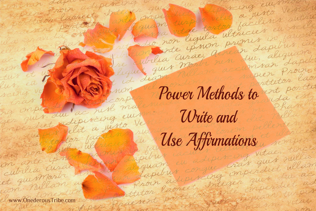 Power Affirmations Law of Attraction