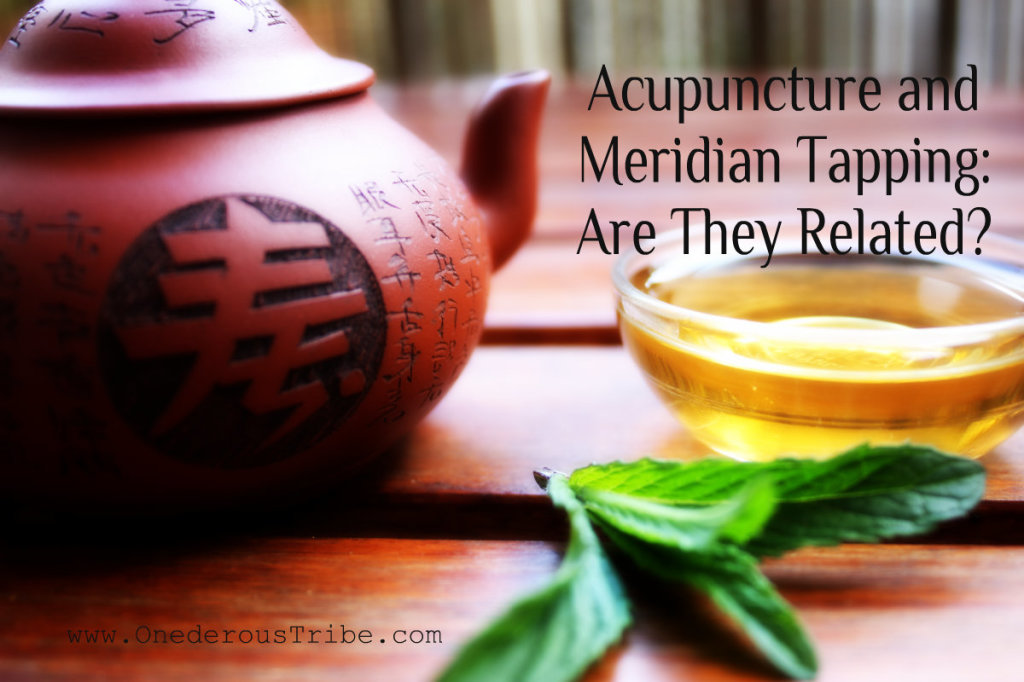 Acupuncture and Meridian Tapping Inspired Action