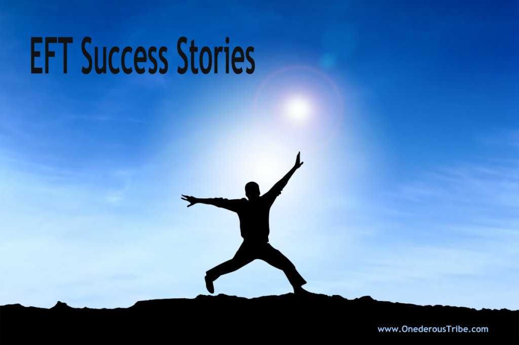 EFT Success Stories Inspired Action