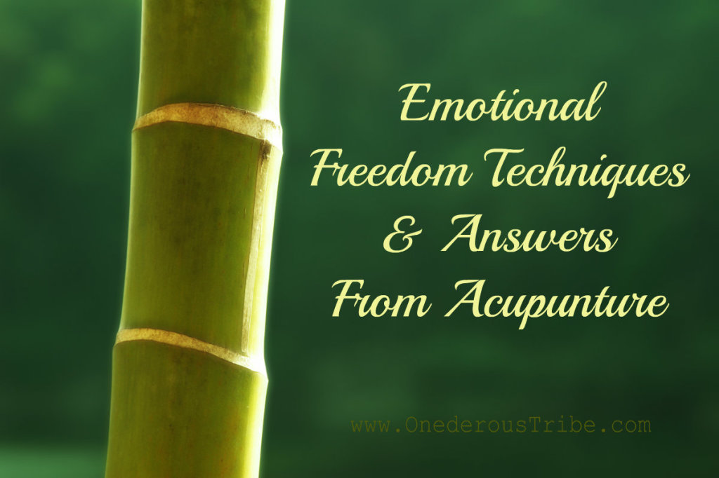 EFT and Answers From Acupunture Inspired Action