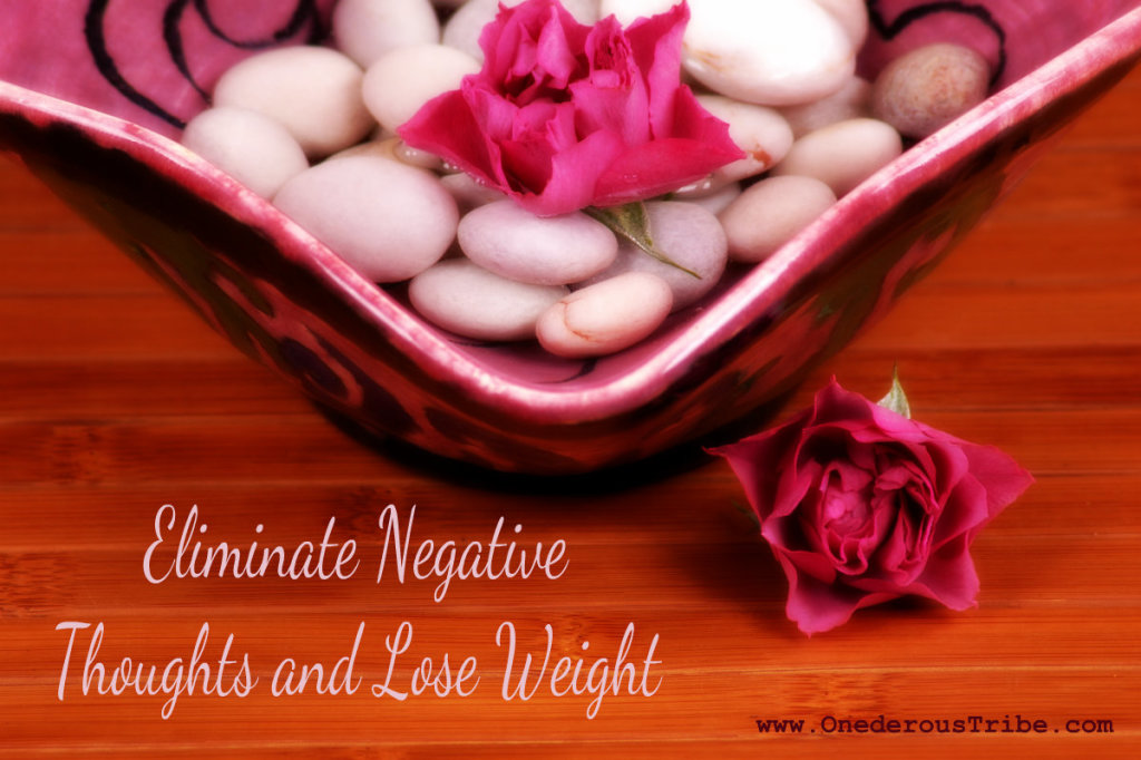 Eliminate Negative Thoughts and Lose Weight Inspired Action