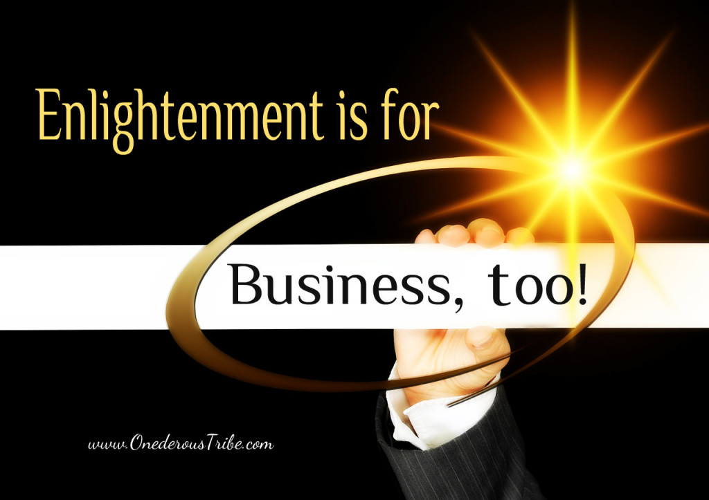 Enlightenment is for business too