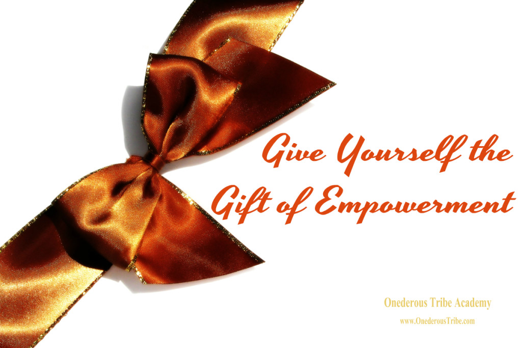 Gift of Empowerment Onederous Tribe Academy
