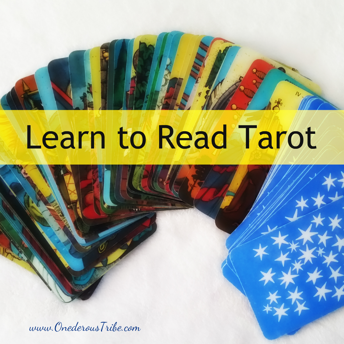 Tap Into Your Intuition with Tarot Image