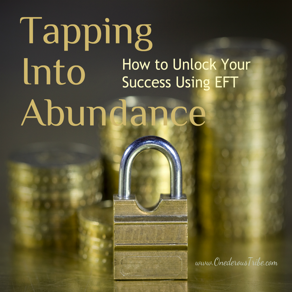 Powerful EFT eBook: Tapping into Abundance Image