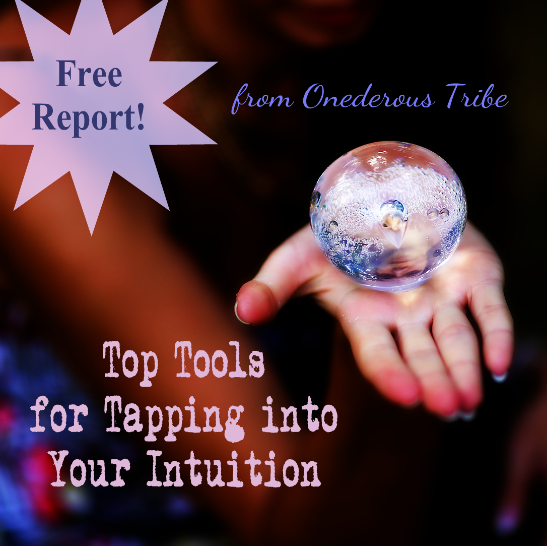 Top Tools For Tapping Into Your Intuition Image